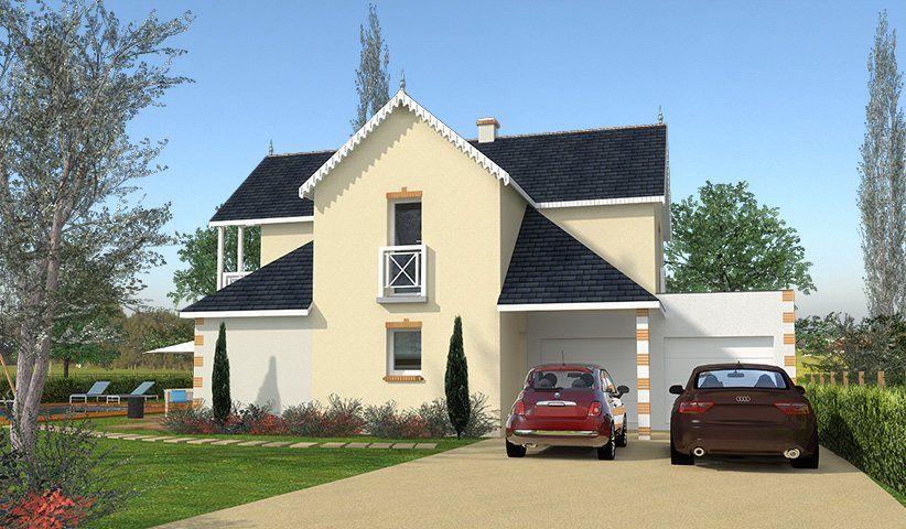 La villa pornicaise votre constructeur sur la c te de jade for Constructeur maison individuelle 74